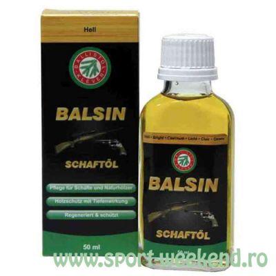 Ballistol - Ulei pentru lemn Balsin Deschis 50ml