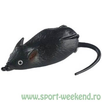 Balzer - Horror Mouse 7,5cm - negru