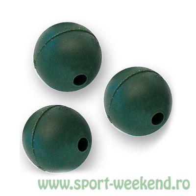 Carp Zoom - Margele monturi soft 10 mm verde mat