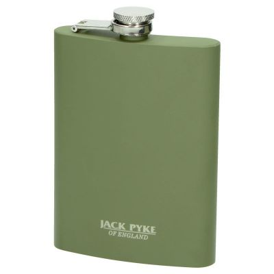 Jack Pyke of England - Hip Flask Green 235ml