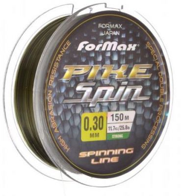Formax - Fir Pike Spin 0,16mm - 150m - 3,7kg