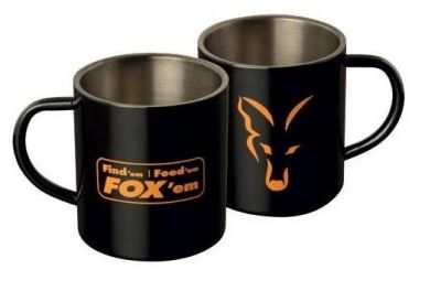 Fox - Cana Stainless Steel Mug