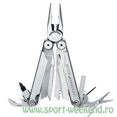 Leatherman - Unealta multifunctionala Wave