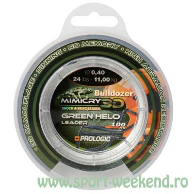 Prologic - Fir Mimicry Green Helo 0,60mm - 100m - 21,3kg