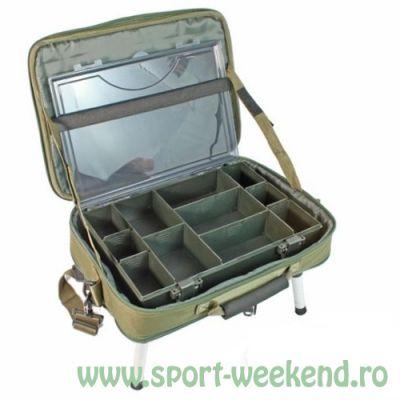 NGT - Geanta Cu Masa Box Case Tackle Bag