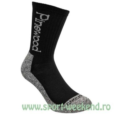 Pinewood - Sosete Coolmax Black - nr.40-42