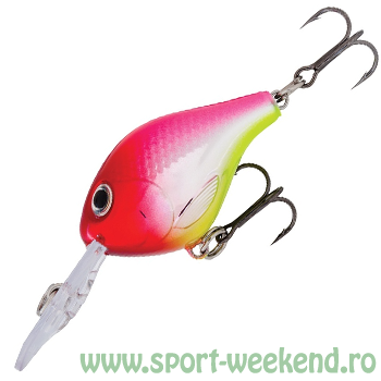 Rapala - Vobler Ultra Light Crank 3cm - Silver Hot Pink
