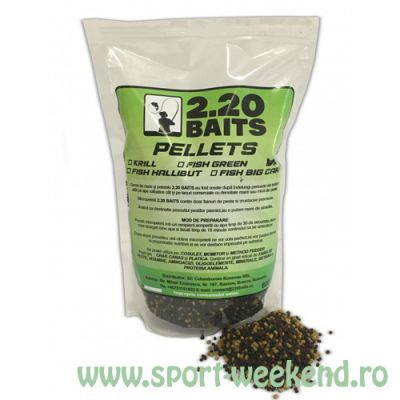 2.20 Baits - Micropelete Mix 2mm