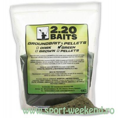 2.20 Baits - Nada Green 1kg