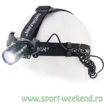 Ansmann - Lanterna Frontala HD5