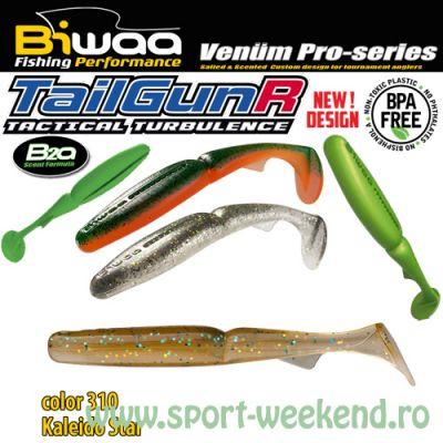 "Biwaa - Shad TailgunR 2.5"" 6.5cm - cul. 310 Kaleido Star"