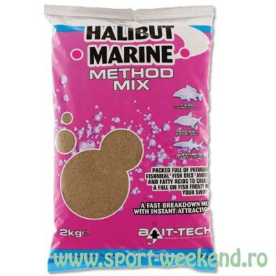 Bait-Tech - Nada Halibut Marine Method Mix 2kg