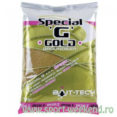 Bait-Tech - Nada Special G Gold Groundbait 1kg