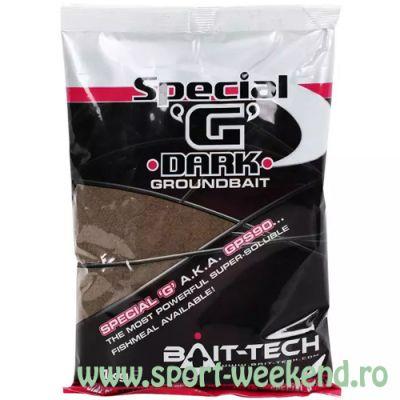 Bait-Tech - Nada Special G Dark Groundbait 1kg