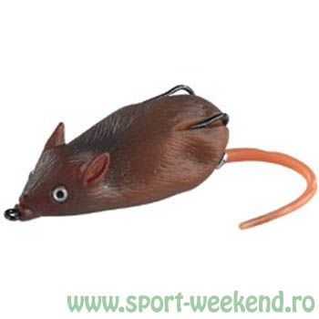 Balzer - Horror Mouse 7,5cm - maro