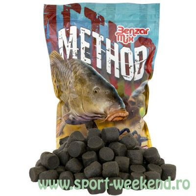 Benzar Mix - Pelete Premium Black Halibut 20mm