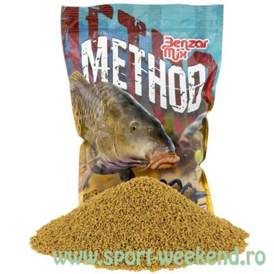 Benzar Mix - Pelete Method 2mm Miere