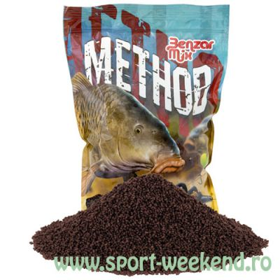 Benzar Mix - Pelete Method 2mm Red Halibut