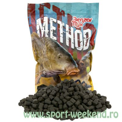 Benzar Mix - Pelete Premium Black Halibut 10mm