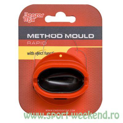 Benzar Mix - Presa Method Mould Rapid