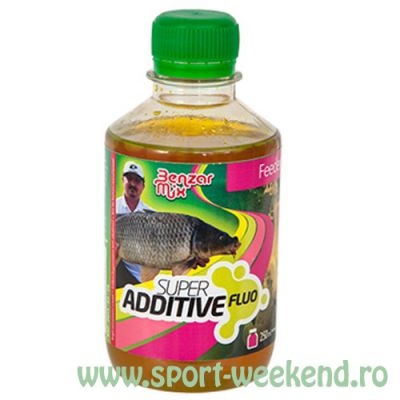 Benzar Mix - Super Aditiv Fluo 250ml - Squid