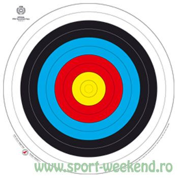 World Archery - Tinta Hartie 122cm