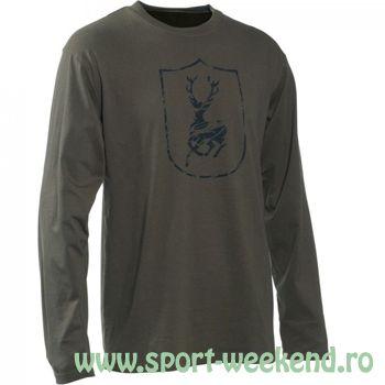 Deerhunter - Bluza cu maneca lunga nr. L