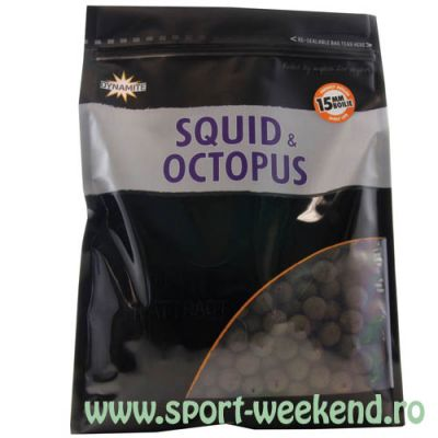 Dynamite Baits - Boilies Hi Attract Squid & Octopus 15mm - 1kg