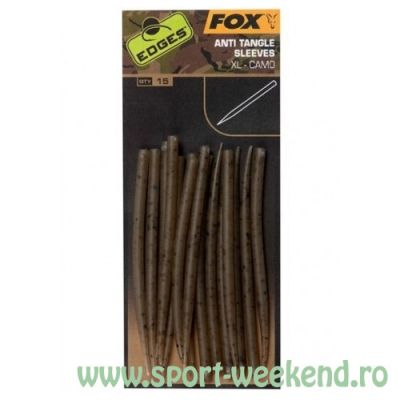 Fox - Edges Camo Anti Tangle Sleeves XL