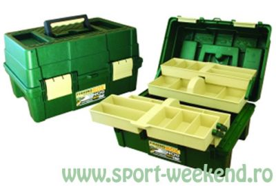 Fishing Box - Valigeta Cantilever 345