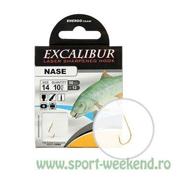 EnergoTeam - Carlige legate Excalibur Bolo Gold nr.8