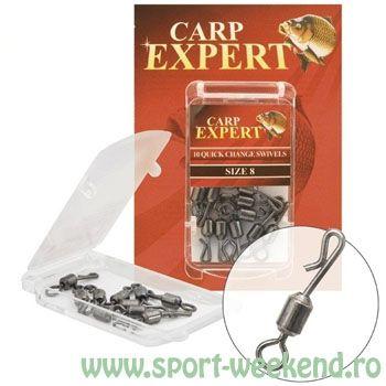 Carp Expert - Vartej cu agrafa rapida