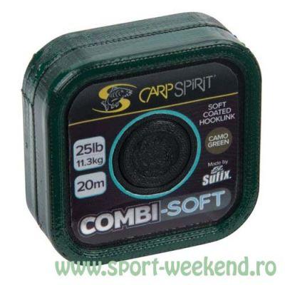 Carp Spirit - Fir Combi-Soft Camo Green - 20m - 35lb