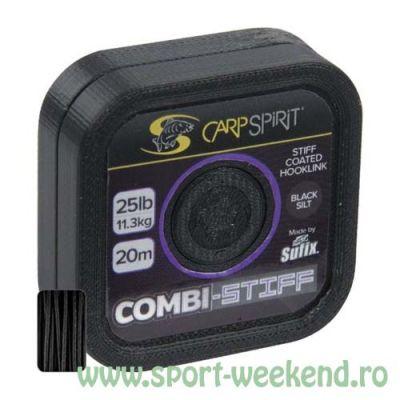 Carp Spirit - Fir Combi-Stiff Black Silt - 20m - 15lb