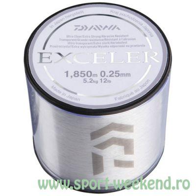 Daiwa - Fir Exceler 0,28mm - 1540m - 6,3kg