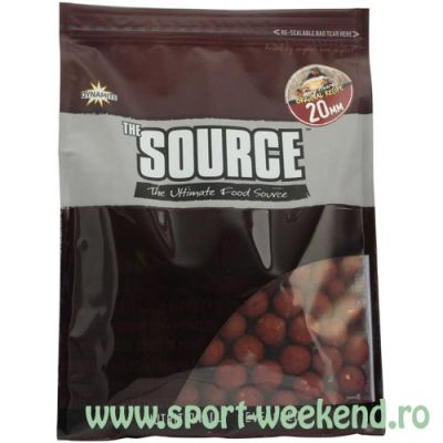 Dynamite Baits - Boilies The Source 20mm - 1kg