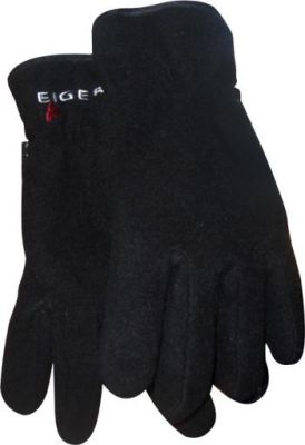 Eiger - Manusi Fleece Negre M