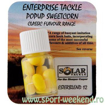 Enterprise Tackle - Porumb artificial Classic Flavour Range - Esterblend12 / galben