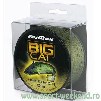 Formax - Fir Big Cat 0,80mm - 200m - 86,18kg