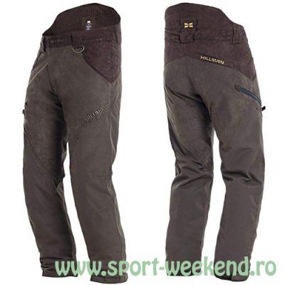 Hillman - Pantaloni Fusion - L