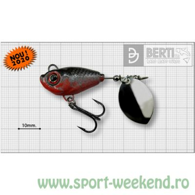 Berti - Spinnertail Fishelic Olympic nr.4 /17g - Bait-Fish