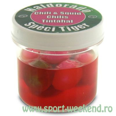 Haldorado - Alune Tigrate Artificiale Specitiger Chili&Squid