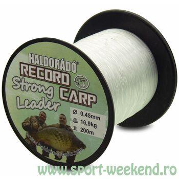 Haldorado - Fir Record Carp Strong Leader 0,45mm - 200m - 16,9kg