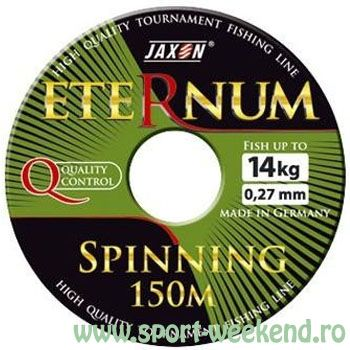 Jaxon - Fir Eternum Spinning 0,16mm - 150m - 5kg