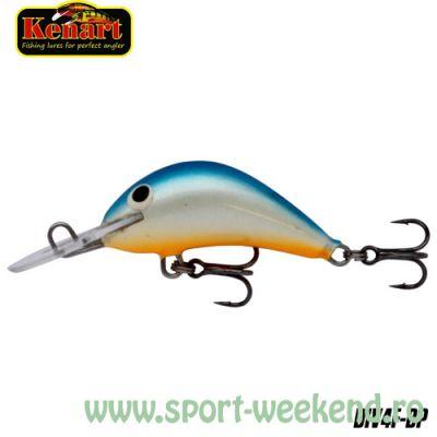 Kenart - Vobler Diver 4cm - cul. BP