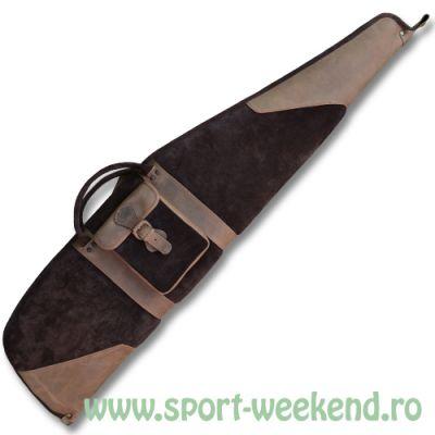 Nobil Hunting - Husa arma piele 120cm