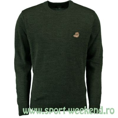 Orbis Trachten - Pulover tricotat cu broderie mistret nr.48