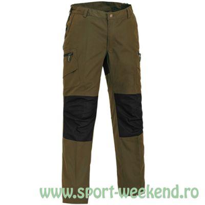 Pinewood - Pantaloni Rushmore olive/green nr.XL