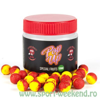 Dudi Bait - Pop-Up Special Fruits - 10mm