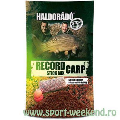 Haldorado - Record Carp Stick Mix Spicy Red Liver
